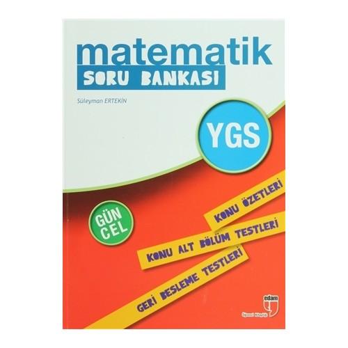 YGS Matematik Soru Bankası - Süleyman Ertekin