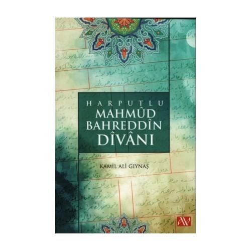 Harputlu Mahmud Bahreddin Divanı