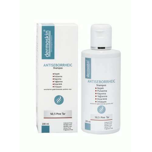 Dermoskin Antiseborrheic Shampoo 200 Ml