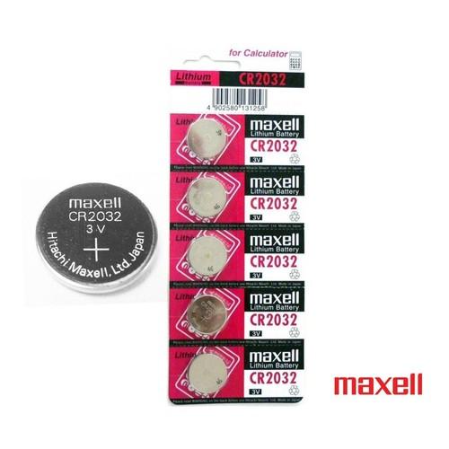 Maxell Cr-2032 Lityum Pil 5Li