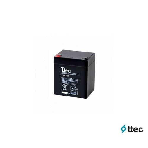 T.Tec Plus 12V 4,5Ah Bakımsız Kuru Akü