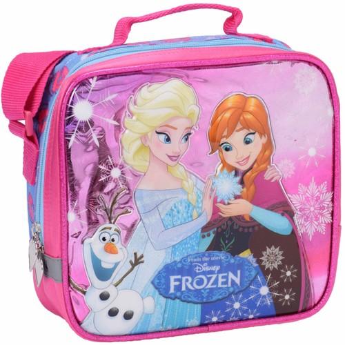 Frozen Karlar Ülkesi Elsa Ve Anna Beslenme Çantası 87393