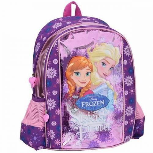 Frozen Karlar Ülkesi Elsa Ve Anna Mor Okul Sırt Çantası 87379