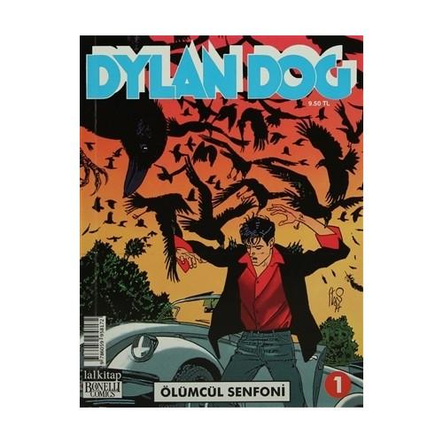 Dylan Dog Sayı: 1 - Ölümcül Senfoni
