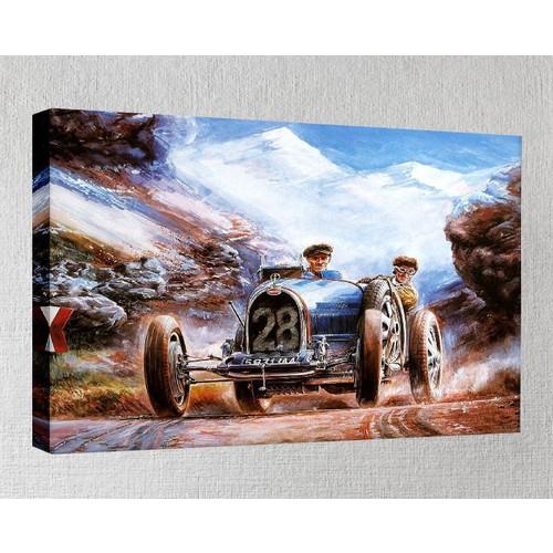 Kanvas Tablo - Eski Arabalar - Ea09