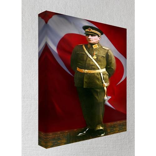 Kanvas Tablo - Atatürk - Atr81