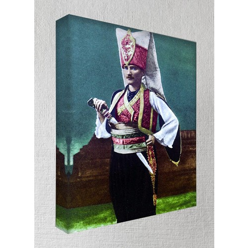 Kanvas Tablo - Atatürk - Atr94