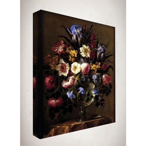 Kanvas Tablo - Çiçek Resimleri - C12