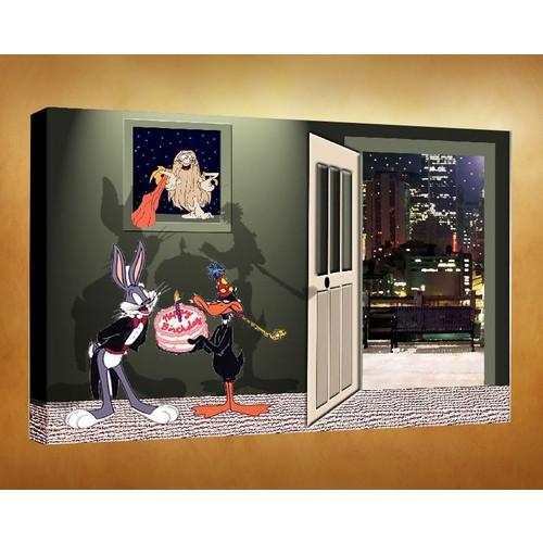 Kanvas Tablo - Çocuk Odası Dekorasyonu - Ck27