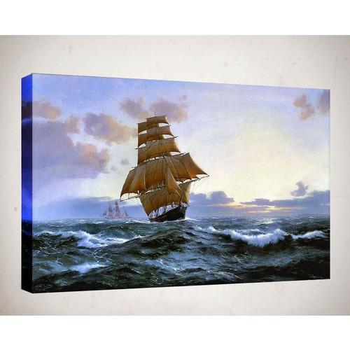 Kanvas Tablo - Gemi Resimleri - Gm90