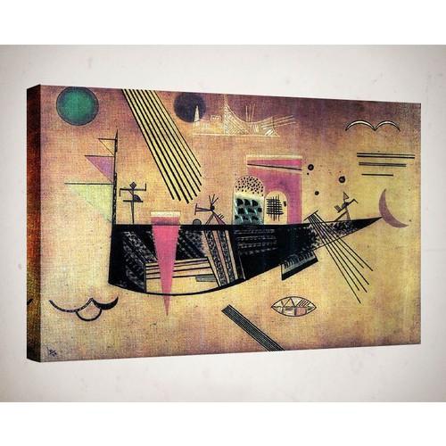 Kanvas Tablo - Soyut Modern Tablolar - Mts33