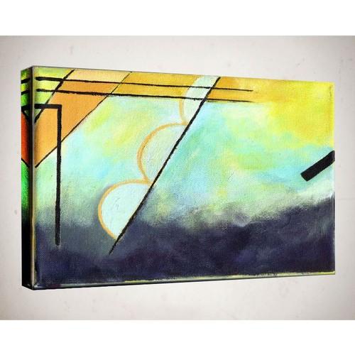 Kanvas Tablo - Soyut Modern Tablolar - Mts44