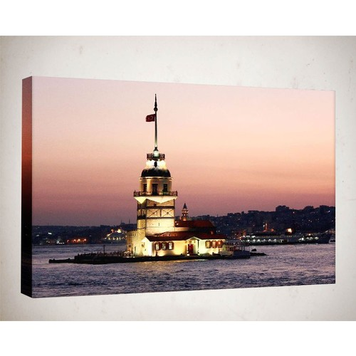 Kanvas Tablo - İstanbul Resimleri - Ist02