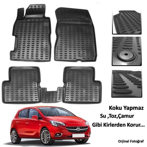 Opel Corsa E 3D Oto Paspas Seti 2015