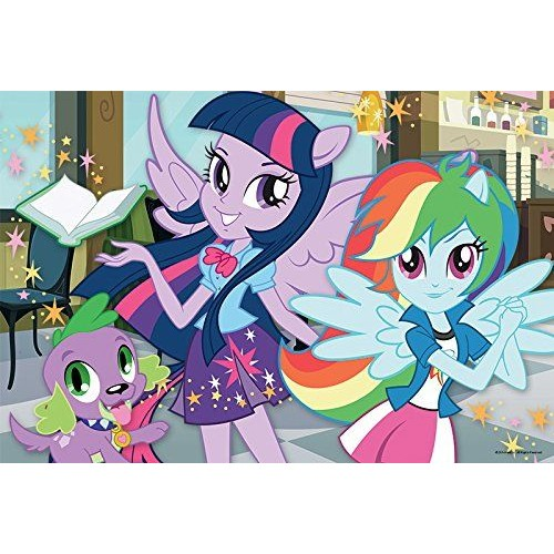 Trefl 13191 - My Little Pony: Equestria Girls - 260 Parça Puzzle
