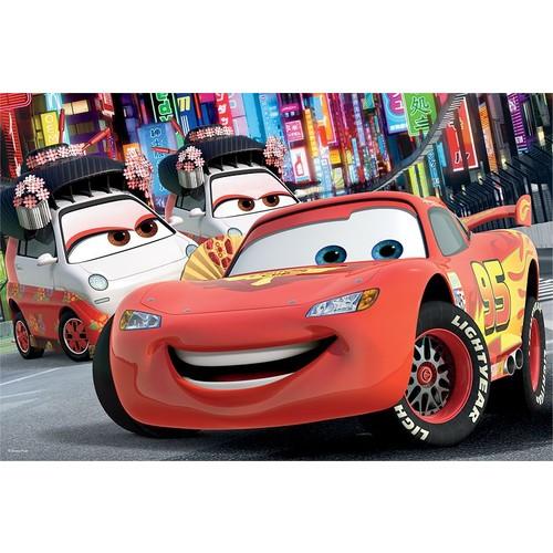Trefl 60 Parça Puzzle Cars 2 Şimşek McQuin