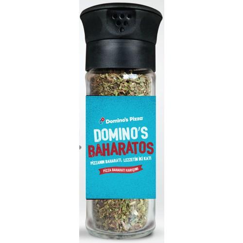 Dominos Pizza Baharatı Teneke 50 gr.
