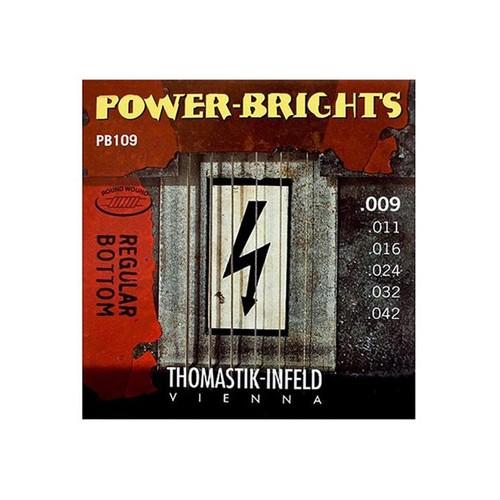 Gitar Aksesuar Elektro Power-Brights Tel Thomastik Infeld PB109