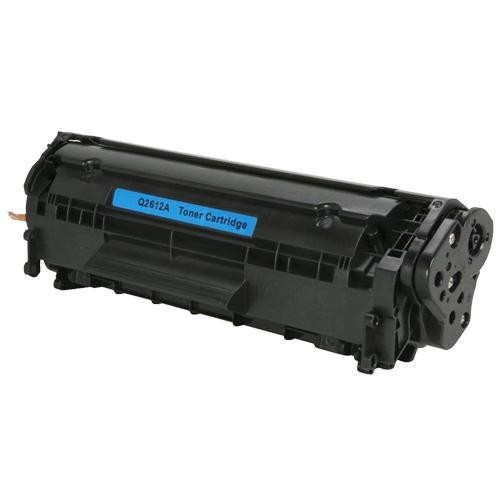 Hp Laserjet M1005, M1319, 3052, 3055 Uyumlu Muadil Toner Hp 12A