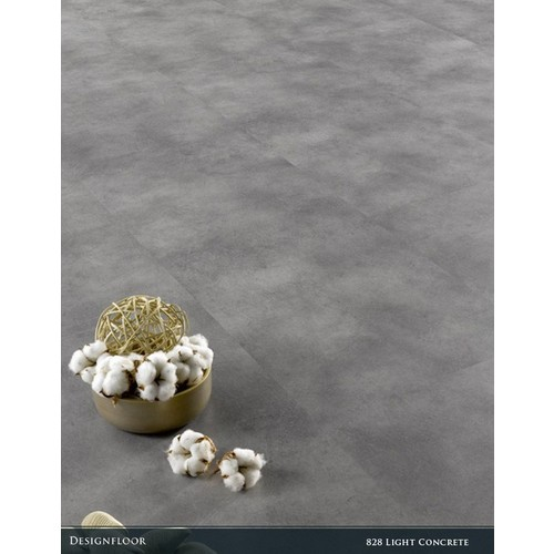 Designfloor Laminat Parke light Concrete 828 8mm