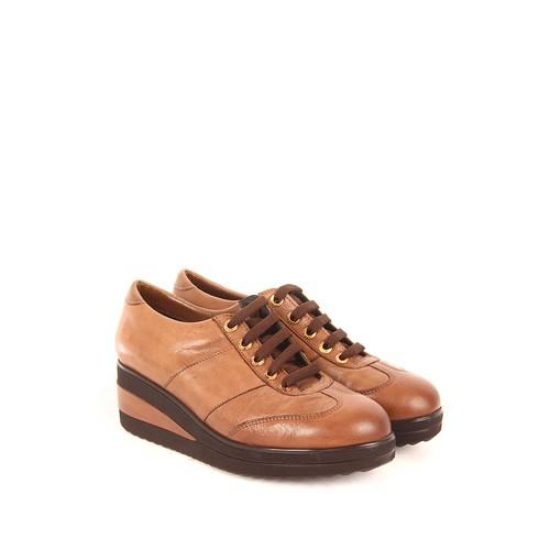 Gön Deri Kadın Ayakkabı 11011 ...