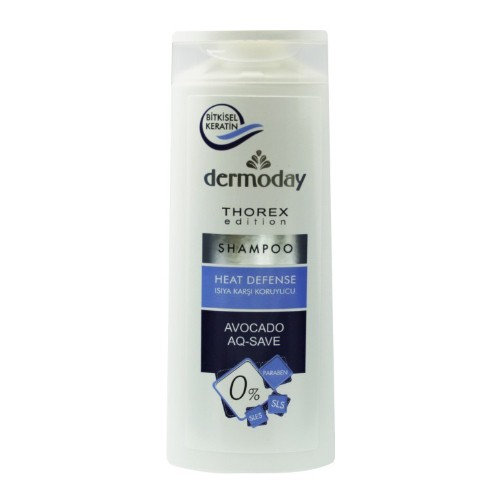 Dermoday Thorex Edition Shampoo Isıya Karşı Koruyucu Avocado Aq-Save