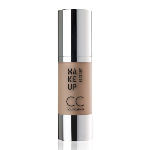 Make Up Cc Foundation Fondöten 15 Natural