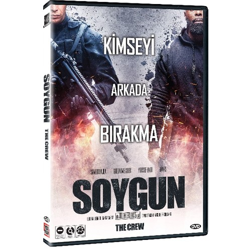 The Crew (Soygun) (Dvd)