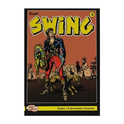 Renkli Swing Sayı: 3