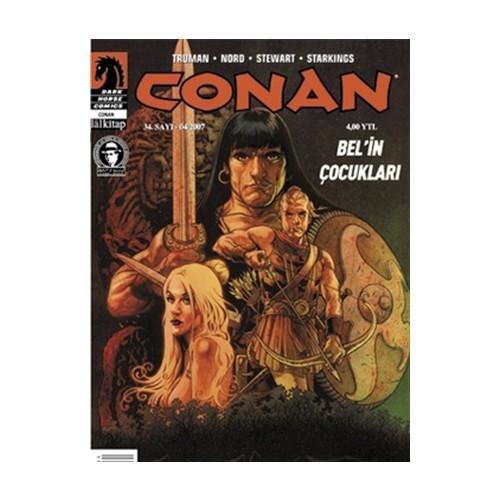 Conan Sayı: 34 Bel'in Çocukları