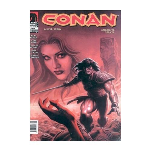 Conan Sayı: 6 Veda Günü