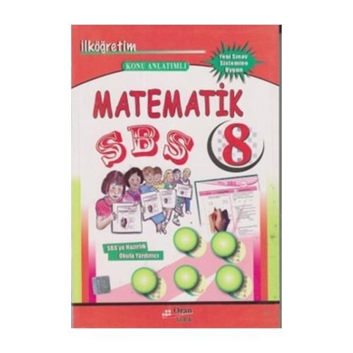 SBS İlköğretim 8 Matematik Konu Anlatımlı