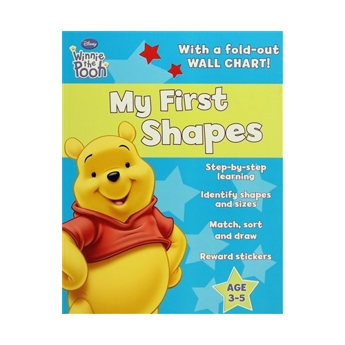 Disney Winnie the Pooh : My First Shapes