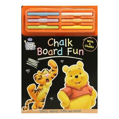 Disney Winnie the Pooh - Chalk Board Fun