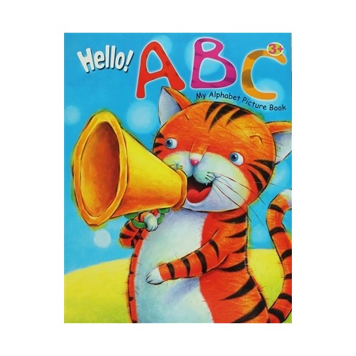 Hello Abc: My Alphabet Picture Book 3