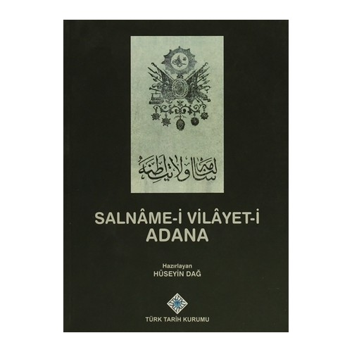 Salname-i Vilayet-i Adana