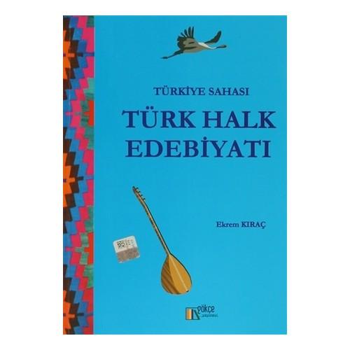 Türkiye Sahası Türk Halk Edebiyatı