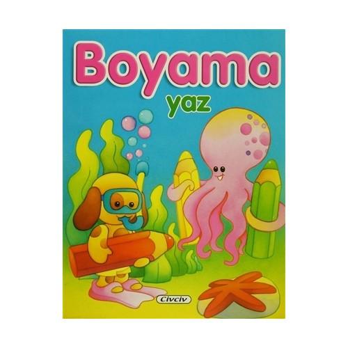 Boyama : Yaz