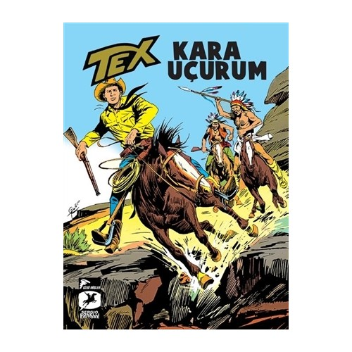 Tex Klasik Seri 19 - Kara Uçurum / İşkence