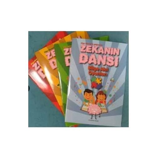 Zekanın Dansı Eğitim Seti (4 Kitap Takım)
