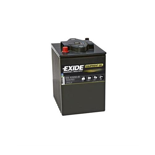 Exide Equipment ES1000-6 Gel Akü & Exide ES 1000-6 Jel Akü