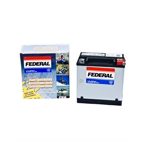 Federal Power Sport ETX16 12V 19 Amper Agm Akü