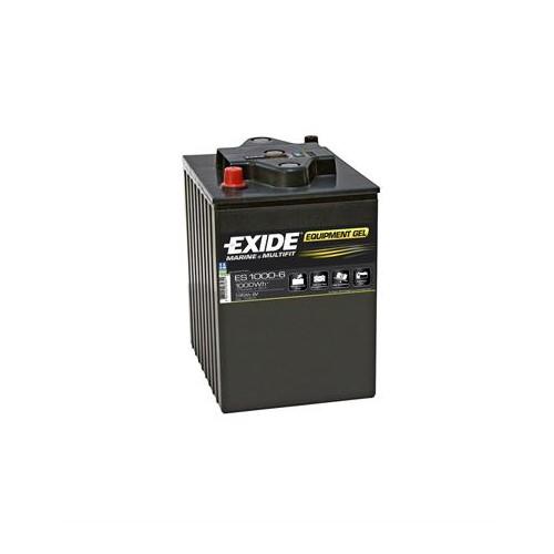 Exide ES1000-6 6 Volt 195 Amper Solar Jel Akü