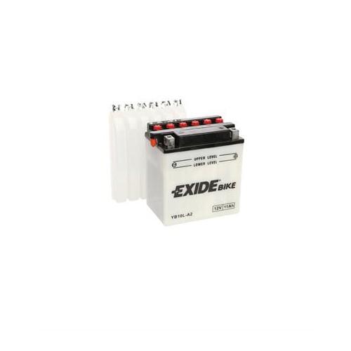 Exide YB10L-A2 12 Volt 10 Amper Akü