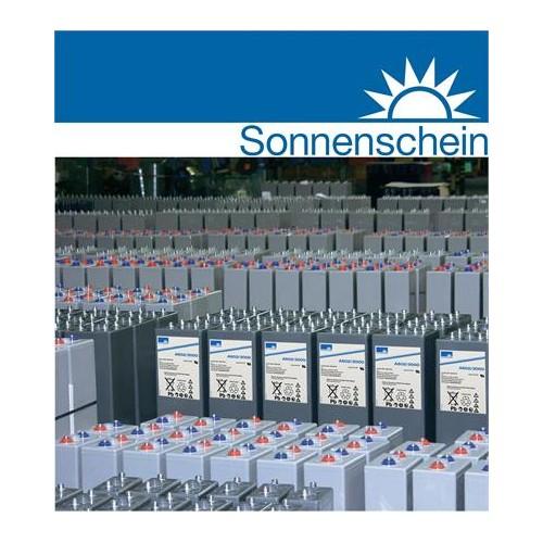 Sonnenschein A602/1010 8 OPzV 800 2V 998 Amper Jel Akü