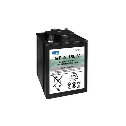 Sonnenschein GF 06 180 V 6V 180 Amper Temizlik Makinası Jel Akü