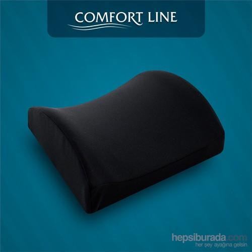 Comfortline Visco Bel Destek Yastığı Siyah B109