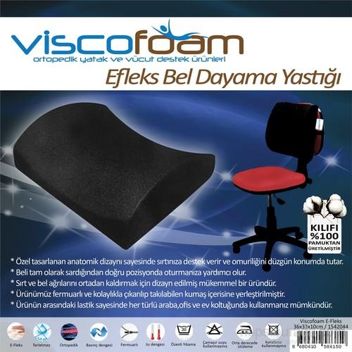 Viscofoam E.Fleks Bel Yastığı