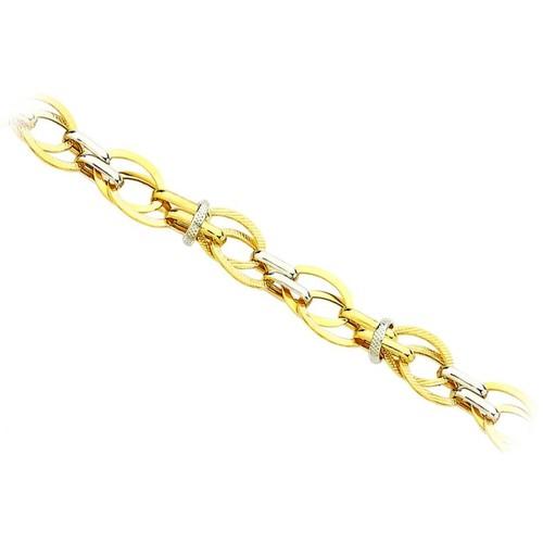 Melis Gold Altın Bileklik Blk00095