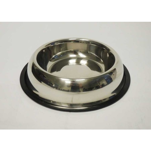 Fatih-Pet Asb-24 Belly Shape Bowls 24 Oz /Çelik Mama Kabı